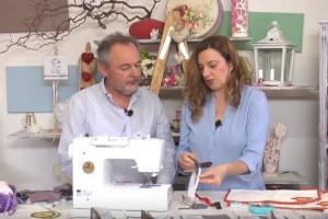 Video Placca Bordatore Candiotto con Lara Vella