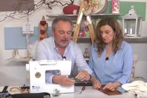 Video del piedino Pieghettatore con Lara Vella