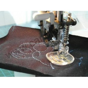 Foot quilting lowest attack Jambo model