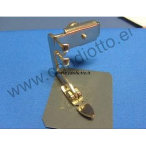 articulated hinges foot high iron right-left