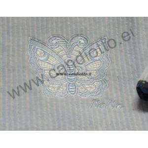 Vlieseline soluble Transparent 30 gr mt-h100 cm 3 mt