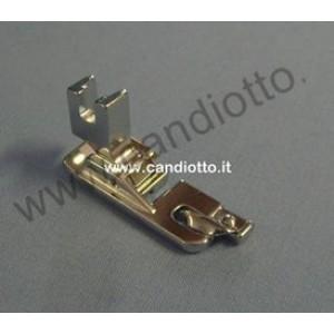 Hemmer foot flat bottom 3mm low shank