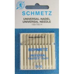 Universal needle 130-705H No. 70, 10 pcs in box