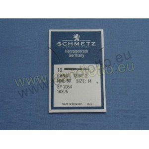 Hoverlock machine needle 2054 90-14 10 pcs
