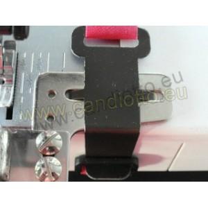 Double fold Binder entry 3,8 cm finished edge 1cm
