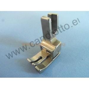 Foot compensator shaft 6mm top 214