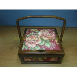 Portalavoro basket woven wood