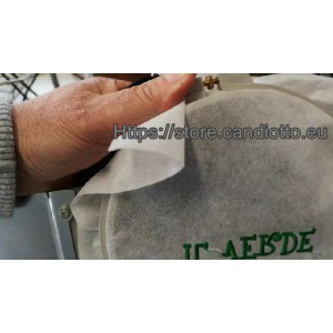 Flizelin for embroidery lightweight and durable H80cm 5MT